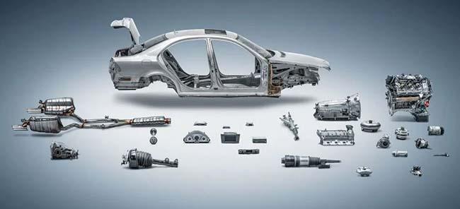Запчасти для Mercedes-Benz: как сэкономить без потери качества