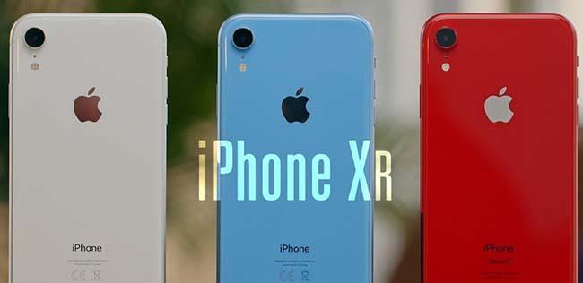Причины популярности смартфонов iPhone XR