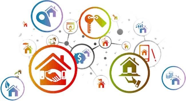 Интеллектуальное ОСМД: система управления многоквартирным домом